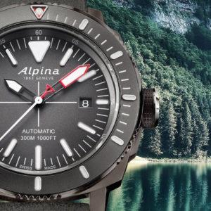 Alpina Seastrong Automatic
